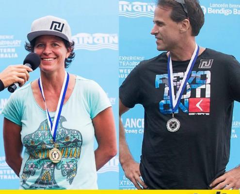 Karin Jaggi wins Lancelin Ocean Race
