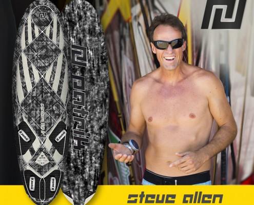 Steve Allen joins PATRIK