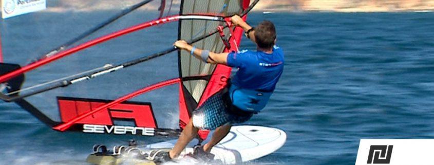 We Are Formula Windsurfing World Champions Patrik Boards